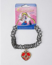 Sailor Moon Tattoo Necklace