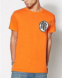 Dragon Ball Z Symbol T Shirt