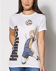 Shoyo Hinata T Shirt - Haikyu!!