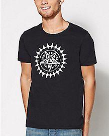 Pentagram Black Butler T Shirt