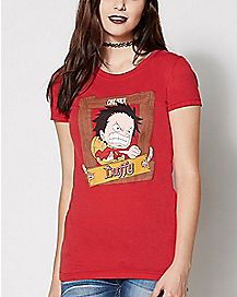 Monkey D. Luffy One Piece T Shirt