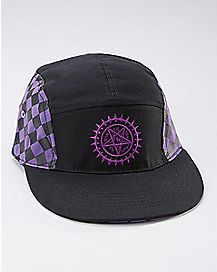 Sebastian Contract Black Butler Snapback Hat