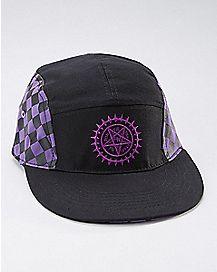 Sebastian Contract Black Butler Snapback Hat