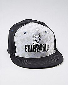 Happy Fairy Tail Snapback Hat