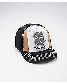 Cadet Corps Attack on Titan Snapback Hat