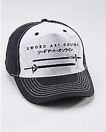 Sword Art Online Sword Snapback Hat