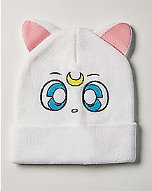Artemis Sailor Moon Beanie Hat