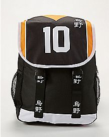 Number 10 Karasuno Haikyu!! Backpack