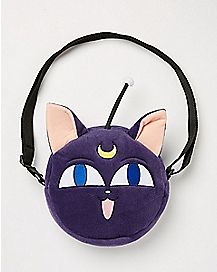 Luna Sailor Moon Plush Bag