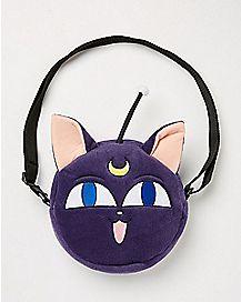 Luna Sailor Moon Plush Bag
