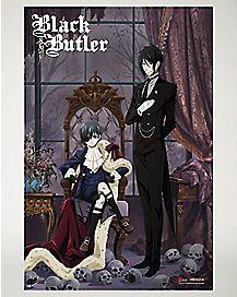Black Butler Key Visual Poster