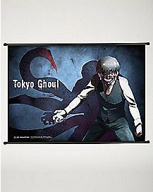 Kanei Kagune Tokyo Ghoul Wall Scroll