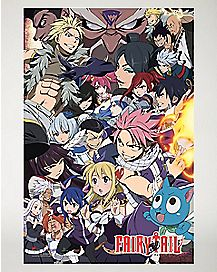 Season 6 Fairy Tail Poster