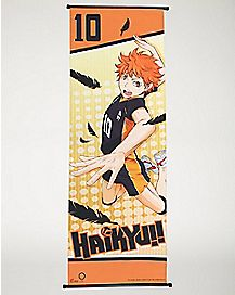 Haikyu Shoyo Wall Scroll