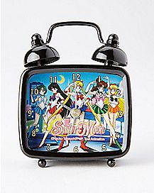 Square Sailor Moon Alarm Clock