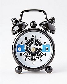 Capsule Corp Dragon Ball Z Mini Alarm Clock