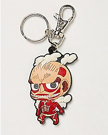 Attack on Titan Keychain