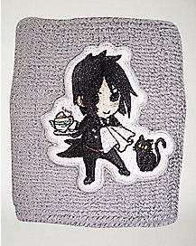 Black Butler Sebastian Wristband