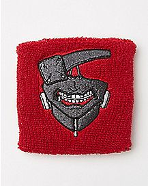 Tokyo Ghoul Kaneki Mask Wristband