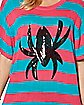 Striped Spider-Gwen Sweater - Marvel Comics