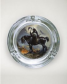 Frazetta Death Dealer Ashtray