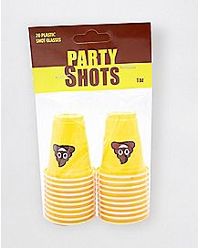 Poop Shot Cups  1 oz