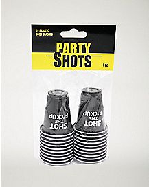 Shot The F*ck Up Party Shots 1 oz
