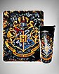 Harry Potter Fleece Blanket and Travel Mug Set