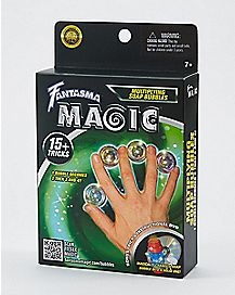 Multiplying Soap Bubbles Magic Kit with DVD