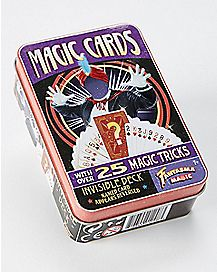 Magic Cards - Invisible Deck