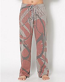 Spider-Man Comics Lounge Pants
