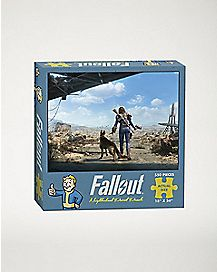 Neighborhood Patrol Fallout Puzzle
