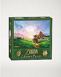 The Legend of Zelda Link Puzzle