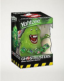 Slimer Ghostbusters Yahtzee Dice Game