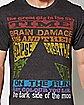 Dark Side Pink Floyd Pyramid T Shirt