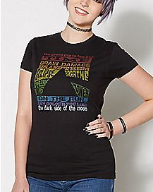 Dark Side of the Moon Pink Floyd T Shirt
