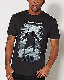 The Thing Poster T Shirt