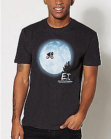 ET Moon Scene T Shirt