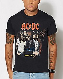 Highway to Hell ACDC T Shirt