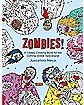 Zombies! Coloring Book