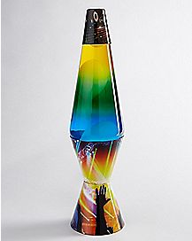 Colormax Concert Lava Lamp - 14.5 Inch