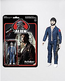 Dallas Alien Action Figure
