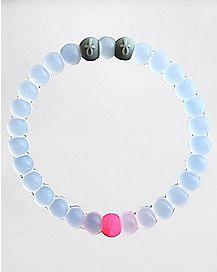Hybrid Life Bracelet - Pink and Gray