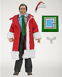 Santa Clark Christmas Vacation Figurine
