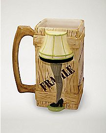 Leg Lamp Christmas Story Mug 40 oz