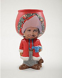 Clark National Lampoon's Christmas Vacation Goblet
