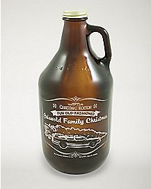 National Lampoon Christmas Vacation Growler - 64 oz