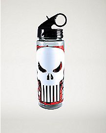 The Punisher Water Bottle 20 oz. - Marvel Comics