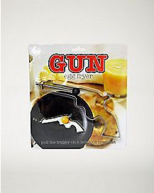 Gun Egg Fryer Mold