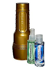 Stamina Training Unit Stroker Value Pack - Fleshlight